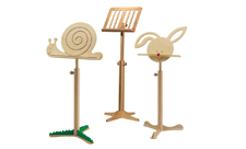 Wooden Music Stands