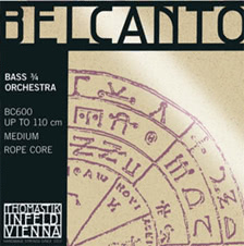 Thomastik-Infeld Belcanto Double Bass Solo Strings