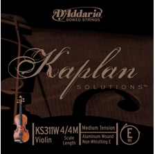 D'Addario Kaplan Solutions Violin Strings