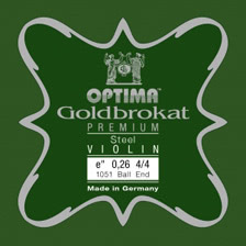Goldbrokat Premium Violin Strings