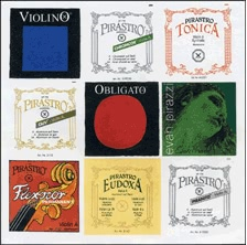 Pirastro Universal No. 1 Violin Strings