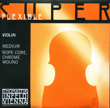 Thomastik-Infeld Superflexible Violin Strings