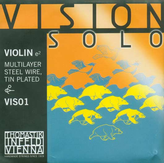 Thomastik-Infeld Vision Solo Violin Strings