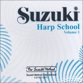 Suzuki Harp School CDs