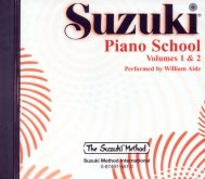 Suzuki Piano School CDs