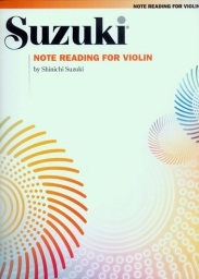 Suzuki - Note Reading for Violin