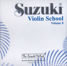 Suzuki Violin School - CD Volume 8