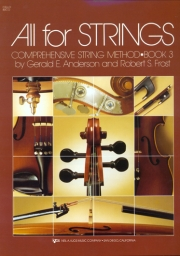 All for Strings - Book 3