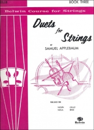 Duets for Strings - Book 3