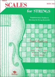 Scales for Strings, Book 1