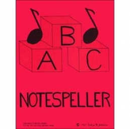 ABC Notespeller - Book 1