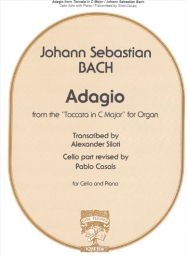 Adagio From The Toccata In C Major For Organ
