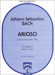 Arioso from Cantata No.156