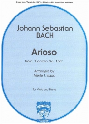"Arioso from ""Cantata No.156"""
