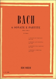 6 Sonatas and Partitas