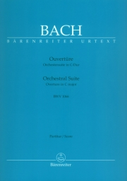Bach - Orchestral Suite - Overture in C major - BWV 1066