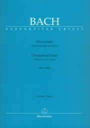 Bach - Orchestral Suite - Overture in D major - BWV 1068