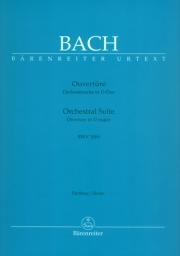 Bach - Orchestral Suite - Overture in D major - BWV 1069