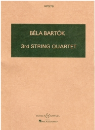 3rd String Quartet