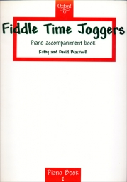 Fiddle Time Joggers - Piano accompaniment book
