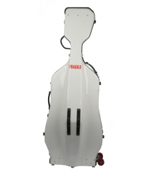 Stevenson Cello Case, with wheels  - Carbon Fibre