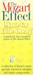 The Mozart Effect Music for Little Ones 3 CD Set
