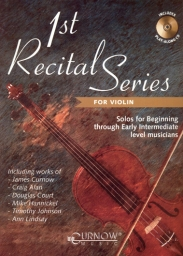 1st Recital Series for Violin