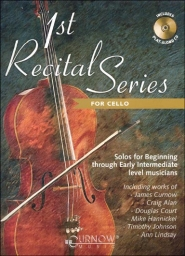 1sr Recital Series for Cello