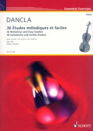 36 Melodious and Easy Studies for Violin, Op. 84