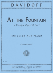 At the Fountain in D Op.20 No.2