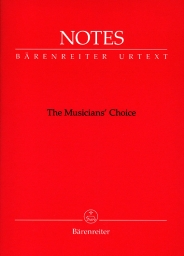 Baerenreiter Mini 8-Stave Jotter for Music and Notes