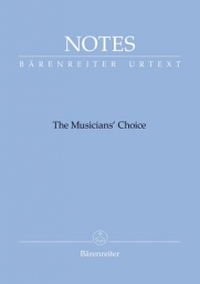 Notes - The Musicians Choice 8-Stave Notebook