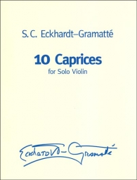 10 Caprices for Solo Violin