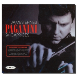 James Ehnes Paganini 24 Caprices CD