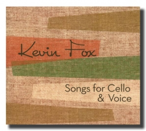Songs for Cello and Voice
