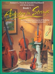 Artistry in Strings, Book 1 - Teacher