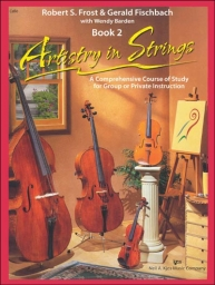 Artistry in Strings, Cello - Book II