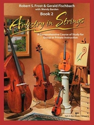 Artistry in Strings - Violin Book 2