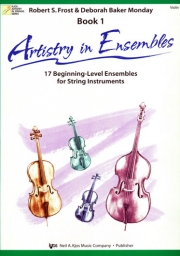 Artistry in Strings - Book 1