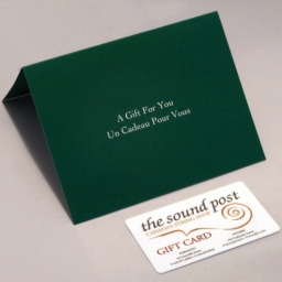 The Sound Post Gift Card - $25