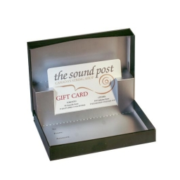 The Sound Post Gift Card - $50
