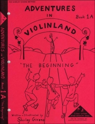 Adventures in Violinland 1A - The Beginning