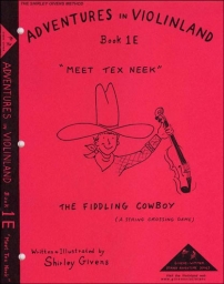 Adventures in Violinland 1E - Meet Tex Neek