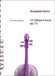 12 Album Leaves, Op. 51