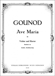 Ave Maria for Violin and Piano