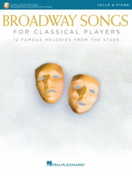 Broadway Songs for Classical Players