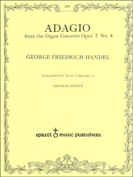 Adagio from the Organ Concerto Op. 7 No. 4