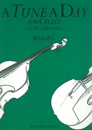 A Tune a Day (Cello) - Book 1
