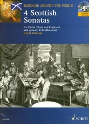 4 Scottish Sonatas