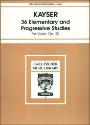 36 Elementary And Progressive Studies